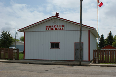 Marcelin Fire Hall